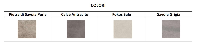 colori termobancale